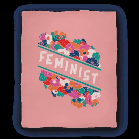 Feminist Blanket