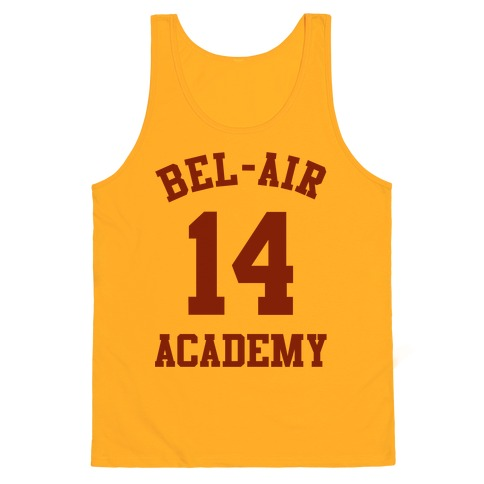 Bel- Air Academy Jersey - 14 Tank Top