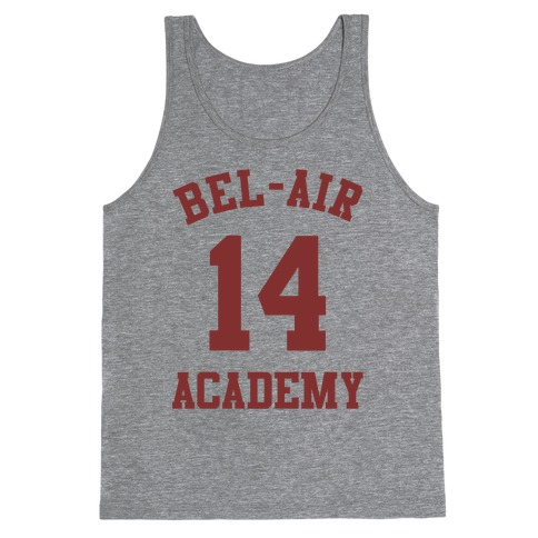 Bel- Air Academy Jersey - 14 Tank Top