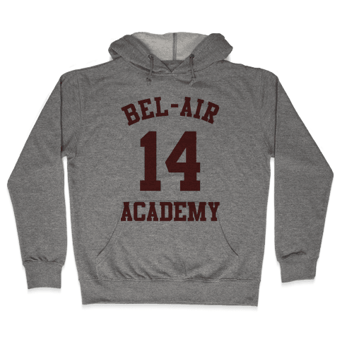 Bel- Air Academy Jersey - 14 Hooded Sweatshirt