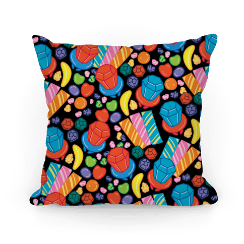 90's Candy Pillow