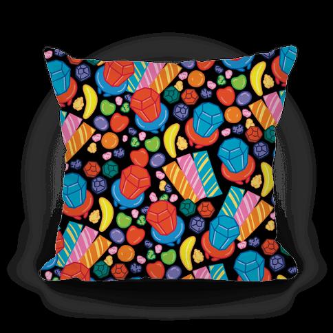 90's Candy Pillow