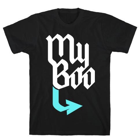 My Boo (Black Blue) T-Shirt