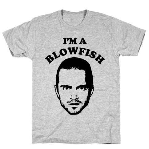 I'm a Blowfish! Mens T-Shirt