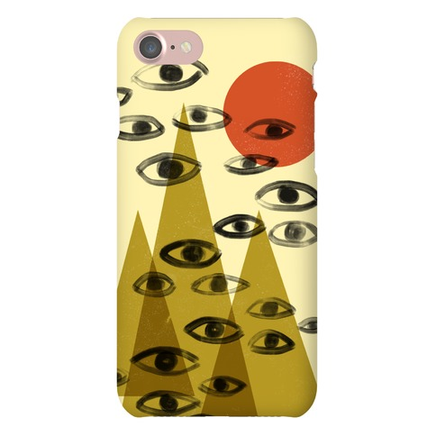 The Hills Have Eyes Phone Case