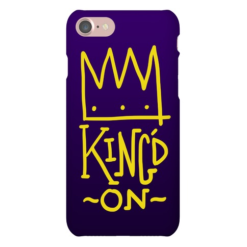 King'd On Phone Case