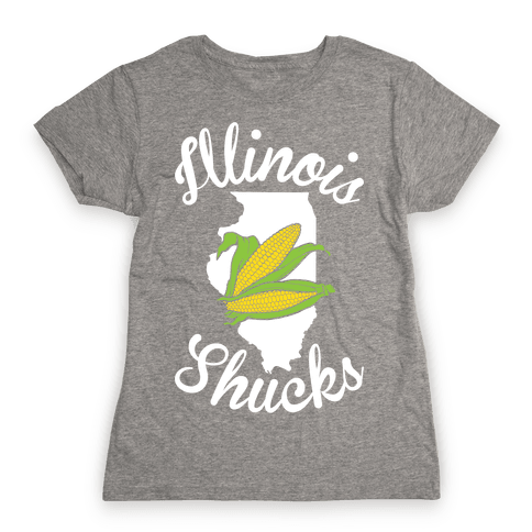 Illinois Shucks Womens T-Shirt