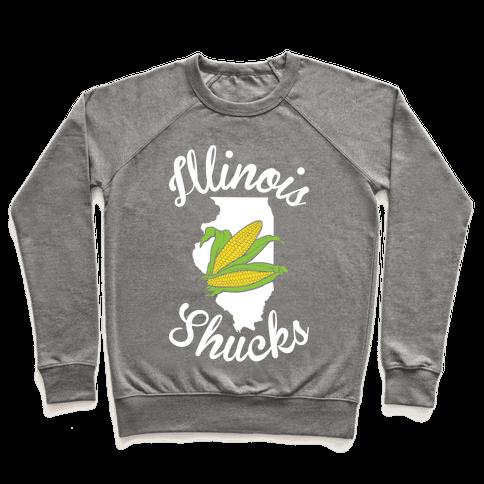 Illinois Shucks Pullover