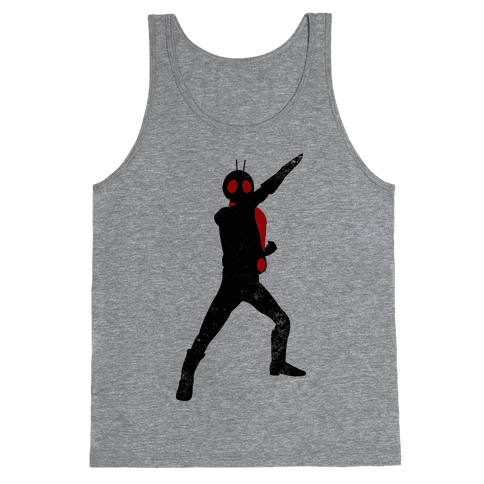 The First Rider (Vintage) Tank Top