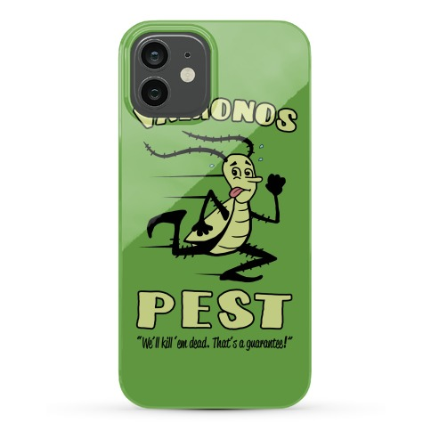 Vamonos Pest Phone Case