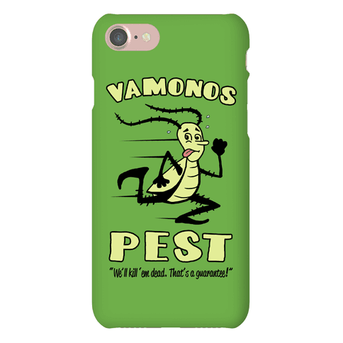 Vamonos Pest Phone Case