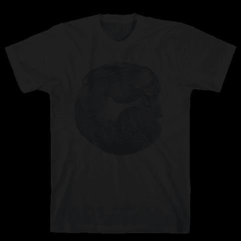 Moon Rabbit Mens T-Shirt