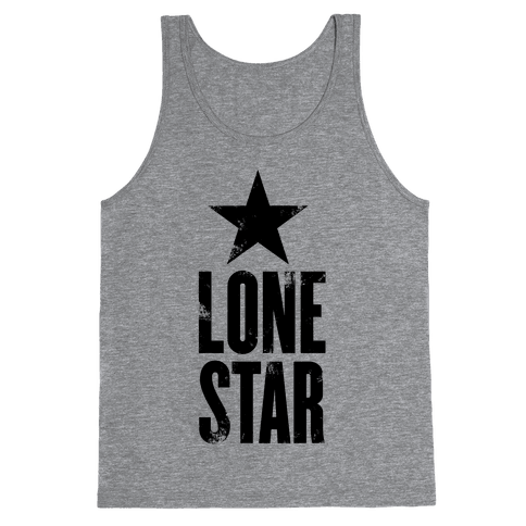 The Lone Star Tank Top