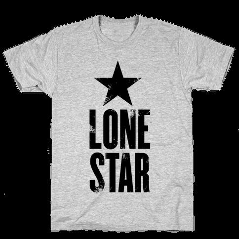 The Lone Star Mens T-Shirt
