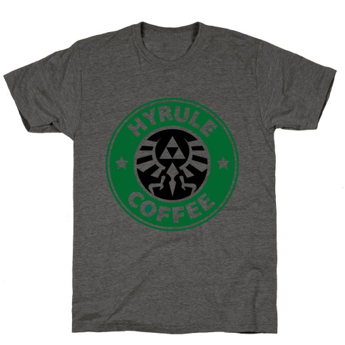 Hyrule Coffee T-Shirt