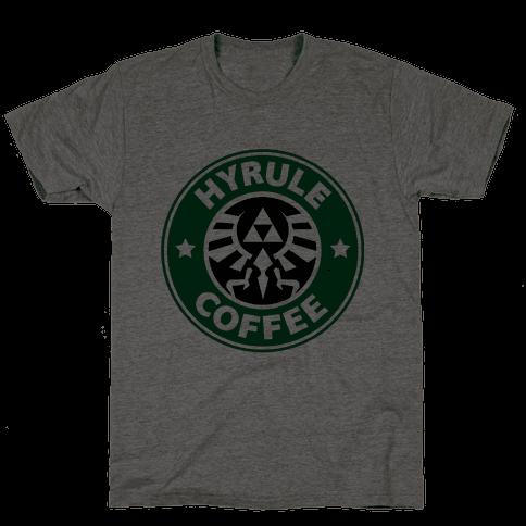 Hyrule Coffee Mens/Unisex T-Shirt