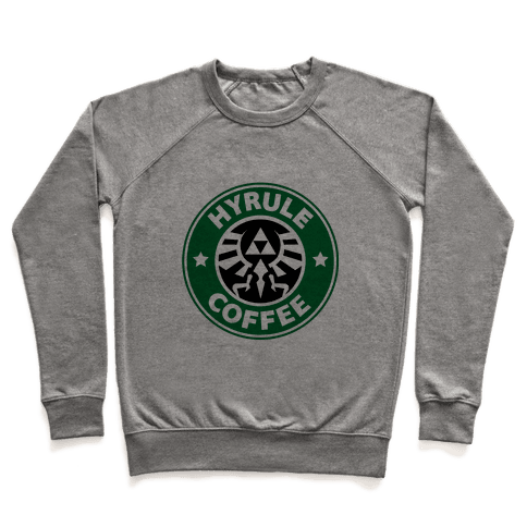 Hyrule Coffee Pullover