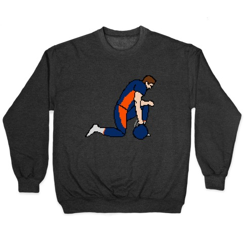 Pixel Tebow Pullover