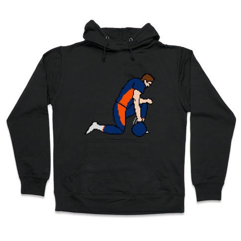 Pixel Tebow Hooded Sweatshirt
