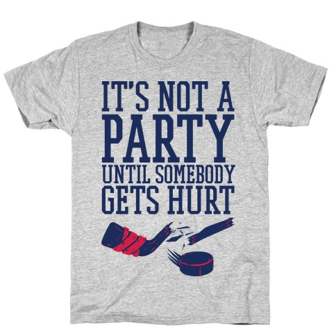 Hockey Party T-Shirt