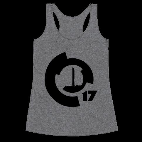 City 17 Racerback Tank Top