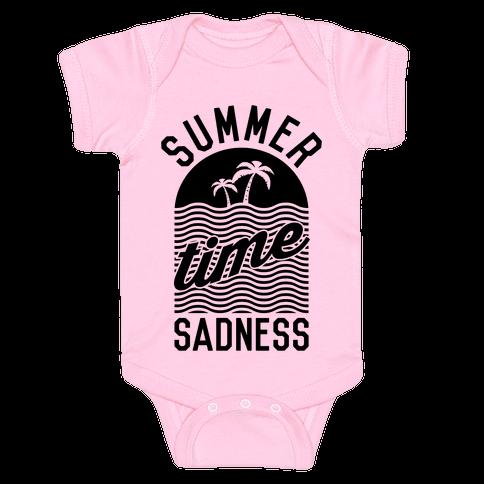Summertime Sadness Baby Onesy