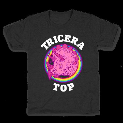 Tricera Top Kids T-Shirt