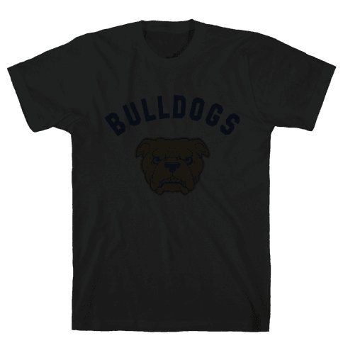 Bulldogs Red & Gold