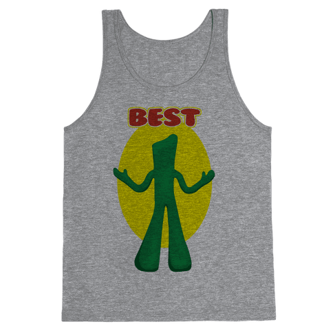 Clay Friends (left) Tank Top