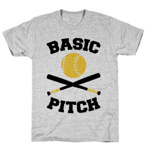 Basic Pitch Mens T-Shirt