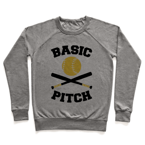 Basic Pitch Pullover