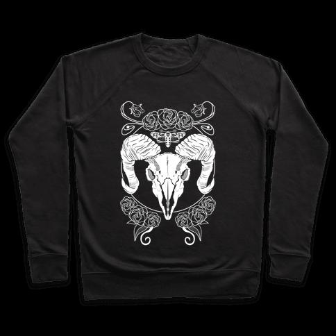 Skull of Ram Pullover