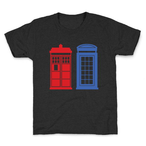 Doctor and Inspector Kids T-Shirt
