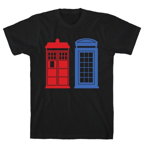 Doctor and Inspector T-Shirt
