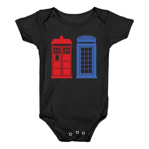 Doctor and Inspector Baby Onesy