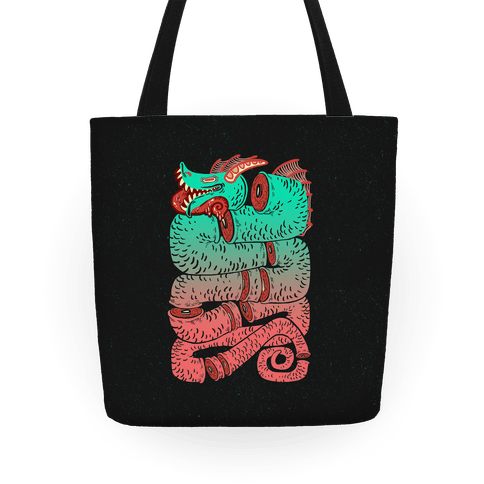 Sea Serpent Sections Tote