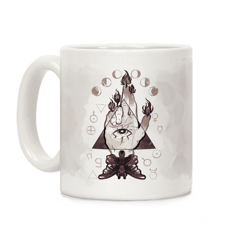 Hand Of Glory Coffee Mug