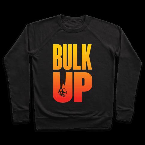 Bulk Up (Sunset) Pullover