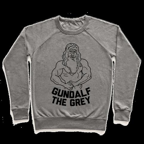 Gundalf The Grey Pullover