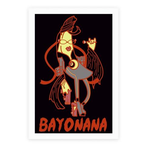 Bayonana Poster