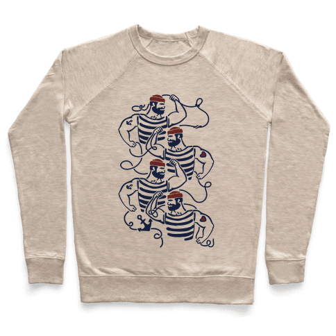Knotty Sailors Pullover