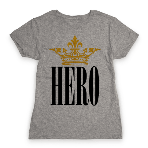 Hero Womens T-Shirt