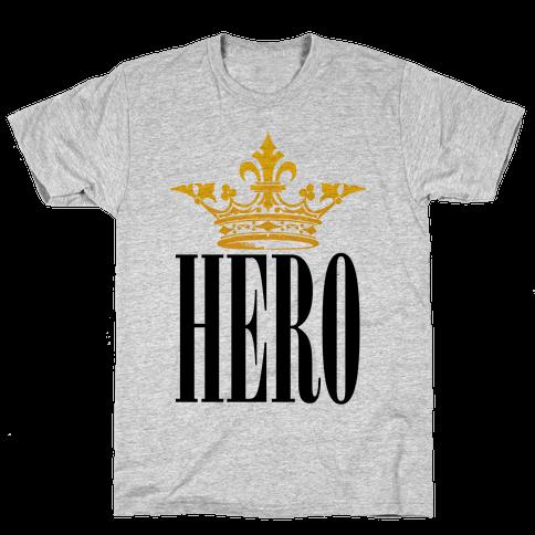 Hero Mens T-Shirt
