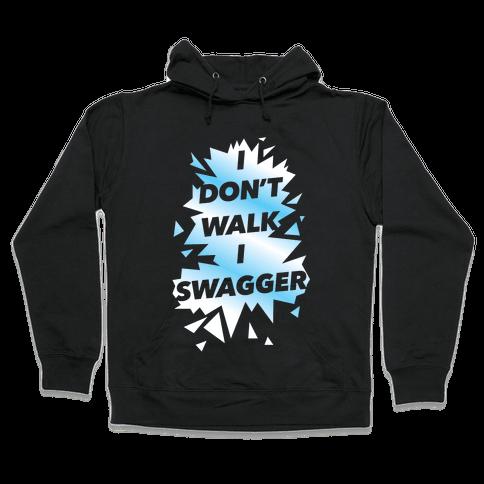 Swagger Hooded Sweatshirt