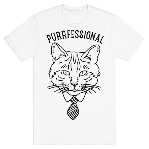 Purrfessional T-Shirt