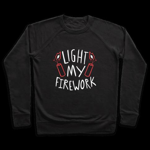 Light My Firework Pullover