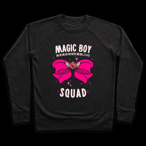 Magic Boy Squad (Pink) Pullover