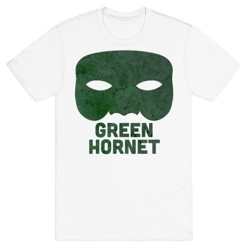 Green Hornet (Paired) T-Shirt