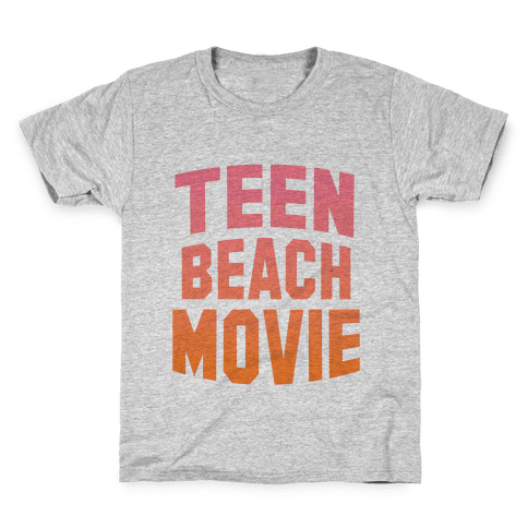 Teen Beach Movie Kids T-Shirt