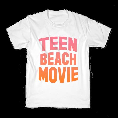 Teen Beach Movie Kids T-Shirt